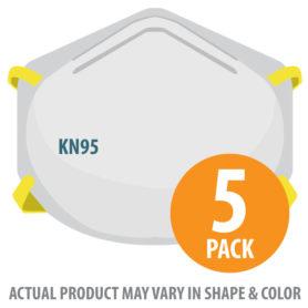 KN95 Mask 5pk