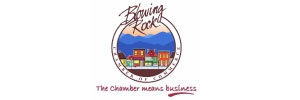 Blowing Rock Chamber Logo