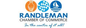 Randleman Chamber Logo