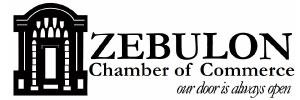 Zebulon Chamber Logo