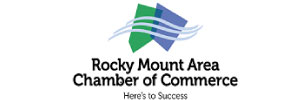 Rocky Mount Area Chamber Logo