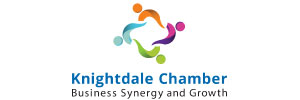 Knightdale Chamber logo
