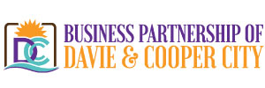 Business Partnership Davie and Cooper City logo