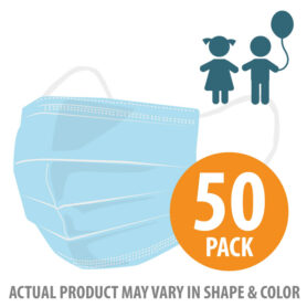 3-ply children's mask 50 pk